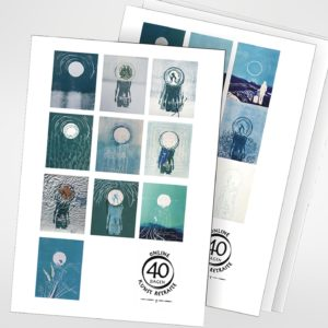 Kunstkaarten Retraite Davitha 2021