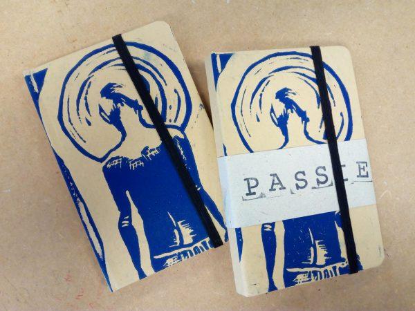 Bidboekje passie (limited edition) hard cover, blanco papier